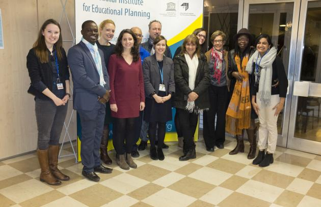 IIEP Expert Meeting on the research programme 'Exploring the organisation and management of teacher careers'
