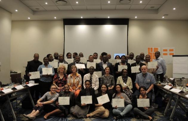 Workshop on External Quality Assurance in higher education in Botswana