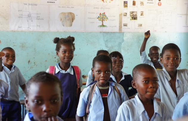 are people educated on hiv in zambia