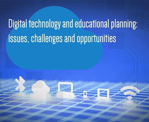 International Seminar: Educational planning in the digital age